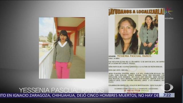 Aumenta cifra de mujeres desaparecidas en Oaxaca