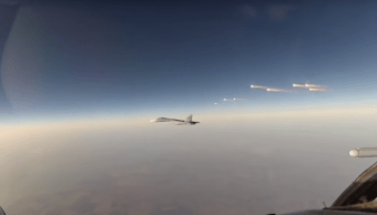 Video Aviones Rusos Pilotos Combate Aéreo