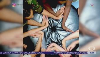 Bailarines hacen coreografías coordinadas en varias partes del mundo