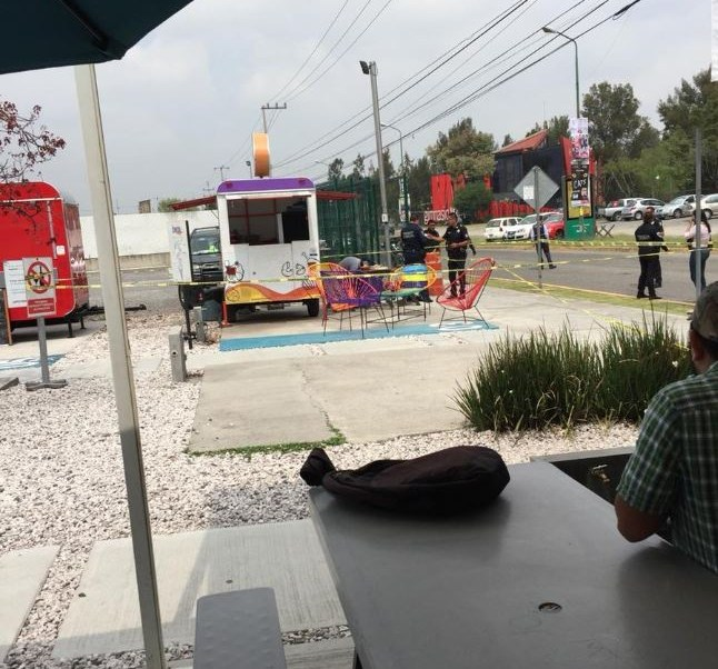 Balacera cerca de la Ibero Puebla deja un muerto