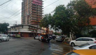 Seguridad Monterrey; balacera Facultad Medicina deja muerto