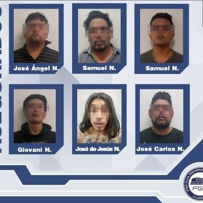 Desarticulan banda de secuestradores en Puebla; rescatan a una víctima