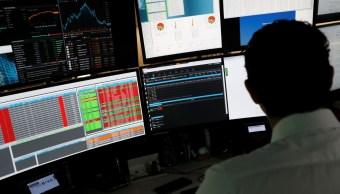 Bolsa Mexicana cae, previo a publicación de Fed
