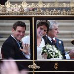 Trump felicita a Eugenia de York por su boda