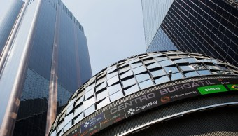 Bolsa Mexicana de Valores cierra con pérdida de 0.52%