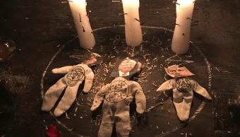 Brujas Realizan Ritual Contra Donald Trump Y Brett Kavanaugh, Donald Trump, Brett Kavanaugh, Rituales, Magia Negra, Estados Unidos