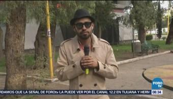Bryan Mendoza enlaza desde La Merced