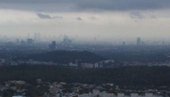 Valle México presenta buena calidad del aire