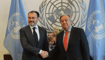 Caravana migrante: México solicita apoyo a ONU