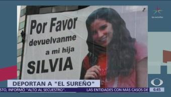 Capturan a El Sureño, buscado por el homicidio de Silvia Vargas