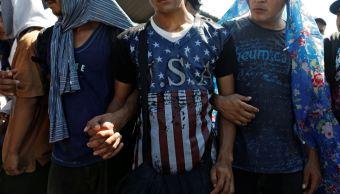 estados unidos reitera que no permitira ingreso de migrantes