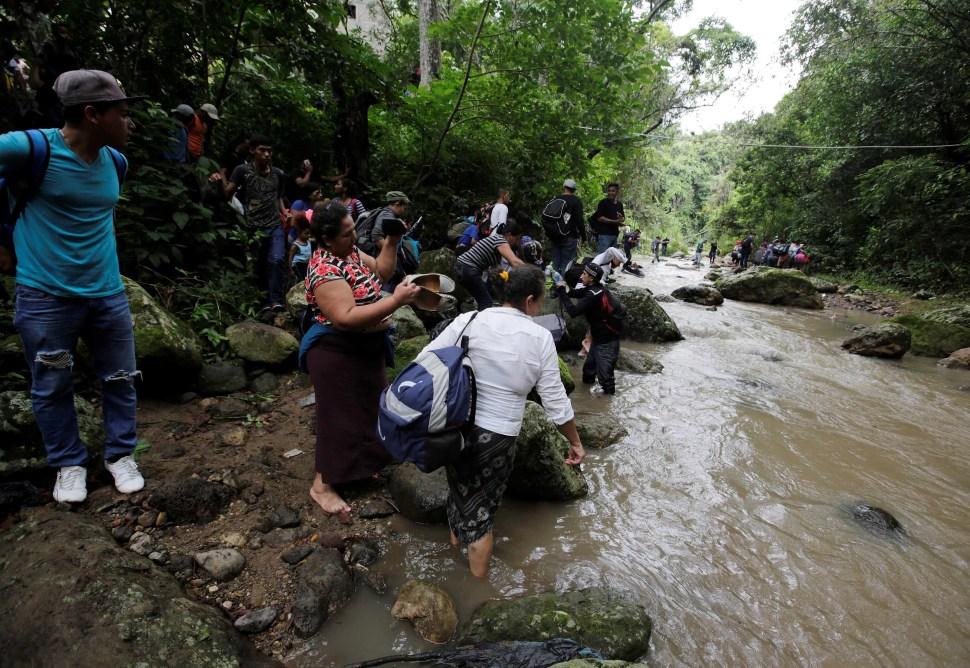 caravana-migrante-honduras-mexico-trump-estados-unidos