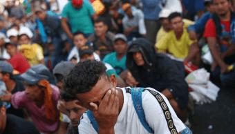 Caravana Migrante: ACNUR pide respetar derecho a asilo