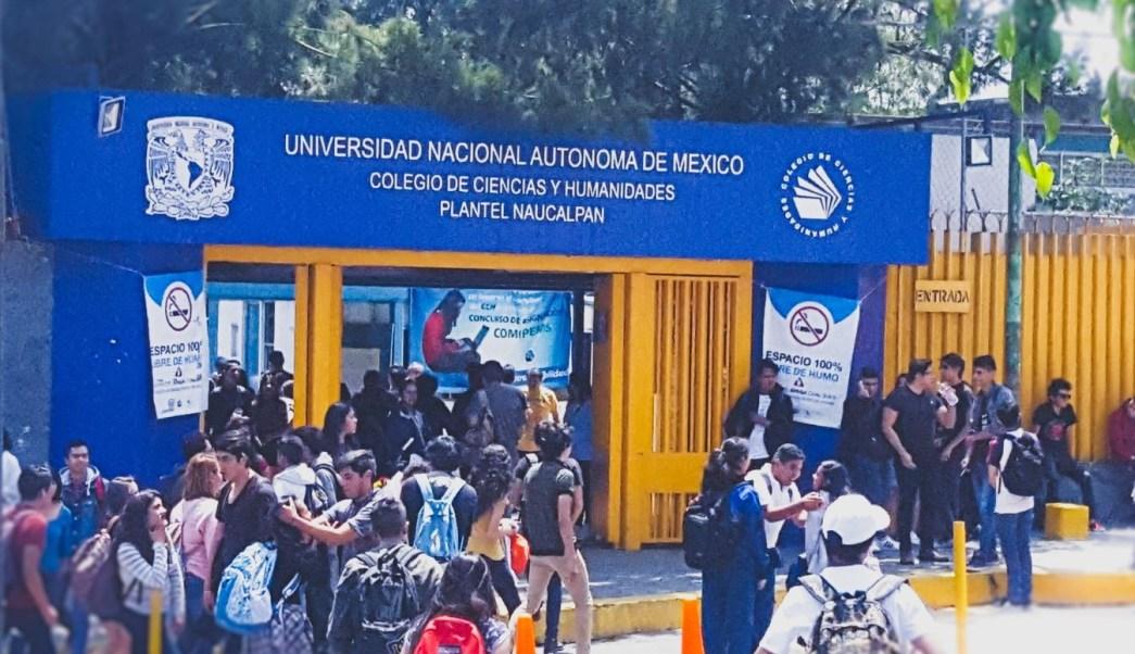 UNAM presenta denuncias por presunto ataque a alumna del CCH