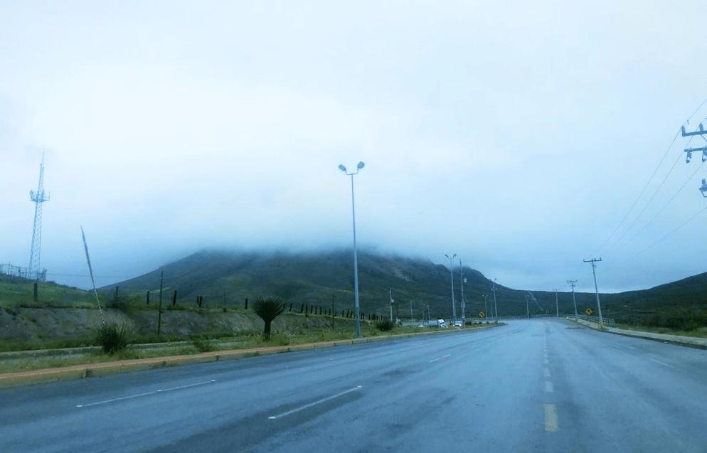 Frente frío 10 provocará bajas temperaturas en México
