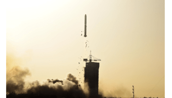 China y Francia lanzan satélite para estudiar océanos