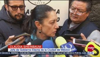 Claudia Sheinbaum Reconoce Falta Recursos Eliminación Fotomultas