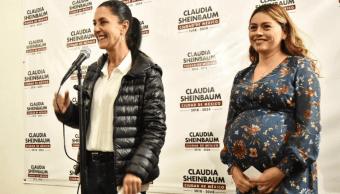 Claudia Sheinbaum descarta conflicto con Tanya Müller
