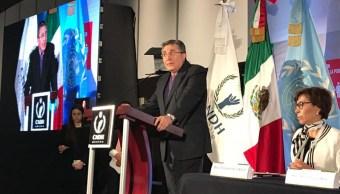 CNDH hace un llamado a la solidaridad con migrantes