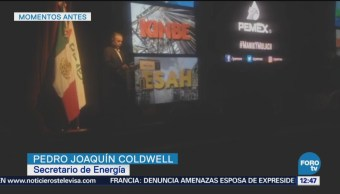 Coldwell celebra el descubrimiento de dos pozos de petróleo