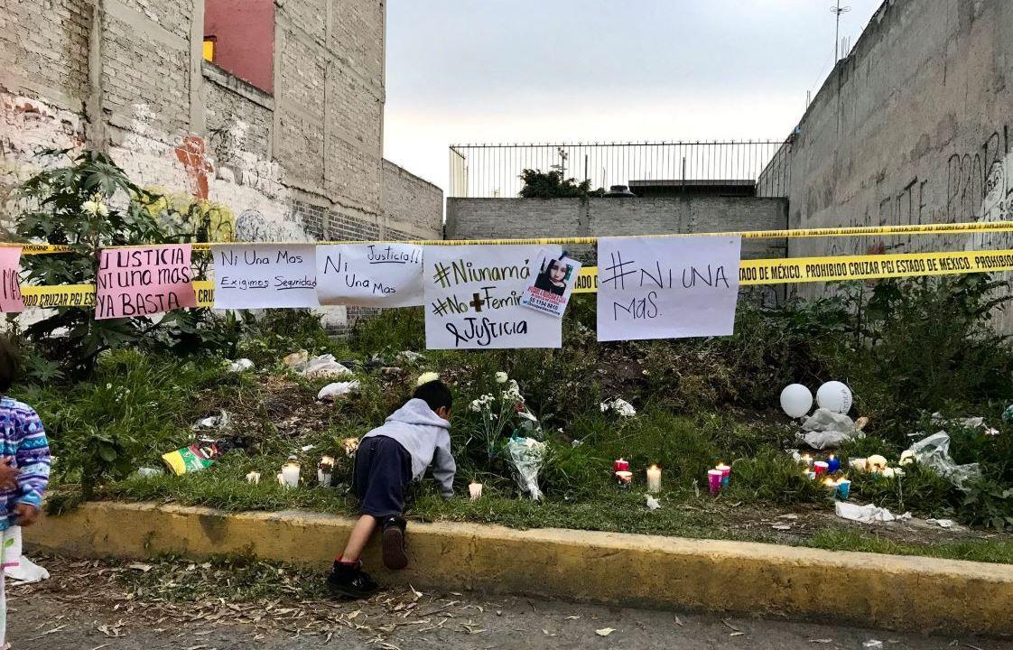 marchan feminicidios jardines morelos ecatepec