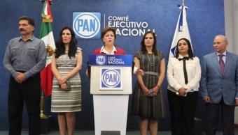 Validan candidaturas de Marko Cortés y Gómez Morín en el PAN