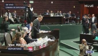 Comparece Ruiz Esparza en la Cámara de Diputados