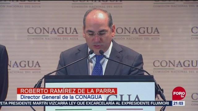 Conagua Asegura Willa Impactará México Martes