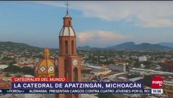 Conoce la catedral de Apatzingán, Michoacán