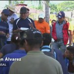Continúa ingreso de migrantes salvadoreños a México