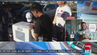 Copiosa participación en consulta por Nuevo Aeropuerto en Chihuahua