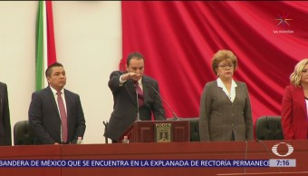 Cuauhtémoc Blanco designa a exfutbolistas en su gabineteCuauhtémoc Blanco designa a exfutbolistas en su gabinete