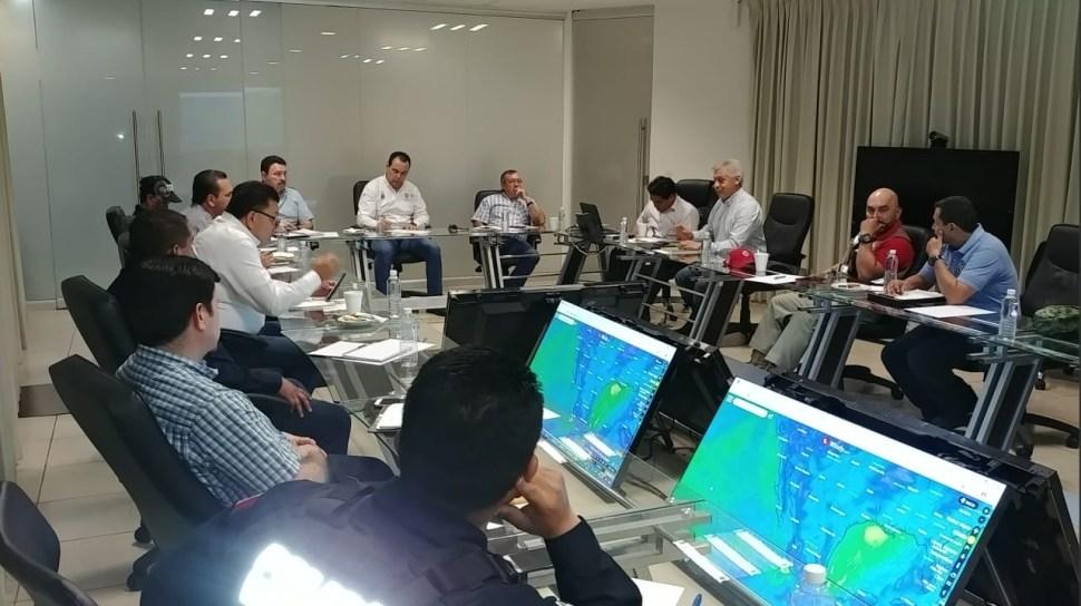 Sesión Permanente el Grupo Operativo del Consejo Estatal de Protección de Sinaloa