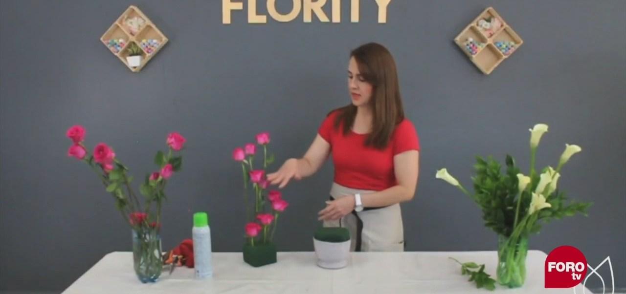 Cursos En Línea Convertirse Florista Profesional Plataforma Mexicana