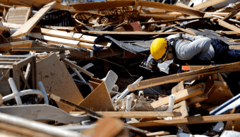 Huracán Michael: EU declara 'desastre mayor' en Georgia