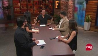 Debate Construcción NAIM Punto Contrapunto Genaro Lozano