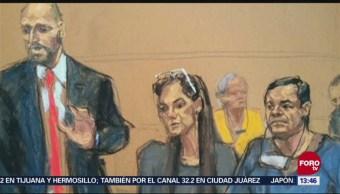 Defensa de El Chapo Guzmán pide aplazar juicio en Nueva York