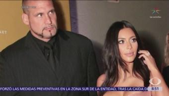 Demandan al agente de seguridad de Kim Kardashian