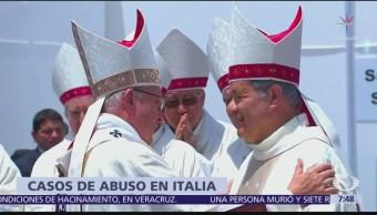Denuncian 300 abusos sexuales cometidos por sacerdotes