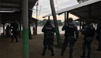 Derechos humanos serán privilegiados ante caravana migrante: Manelich Castilla