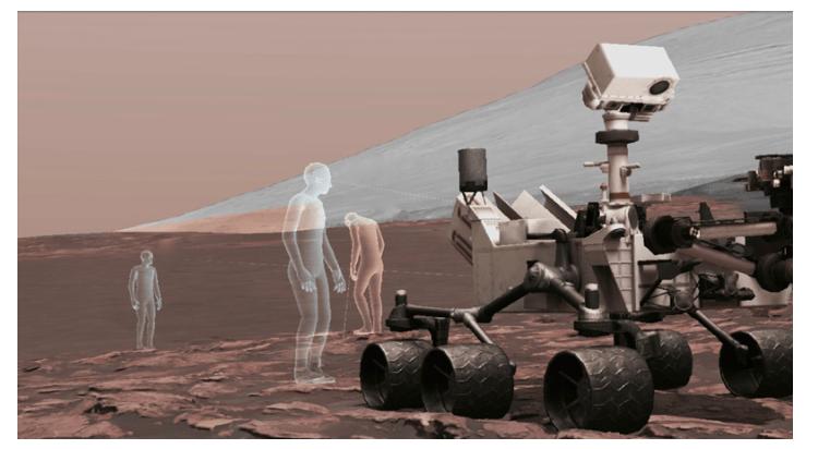 Desarrollan programa para visitas virtuales a Marte. (https://mars.nasa.gov)