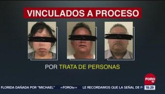 Desarticulan red de trata de personas en Puebla