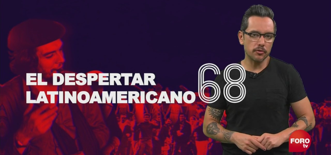 #DespejandoDudas: Despertar latinoamericano 1968