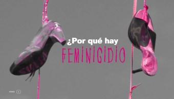 #DespejandoDudas: Feminicidios, un acto de abuso