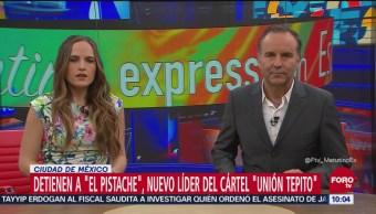 Detiene a 'El Pistache', nuevo líder del cartel 'Unión Tepito'