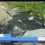 Matan a mujer en colonia Jardines de Morelos, Ecatepec