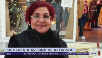 Detienen al presunto asesino de la activista Miriam Rodríguez