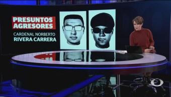 Retratos Hablados Implicados Ataque Casa Cardenal