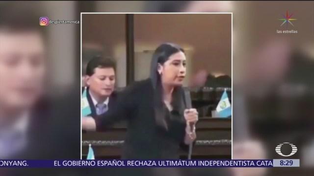 Diputada en Guatemala pide prohibir el reggaetón