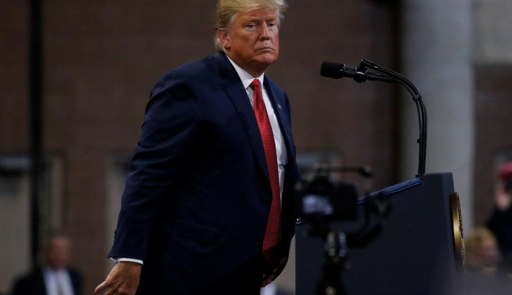 Trump insiste en que Kavanaugh es 'muy buen hombre'